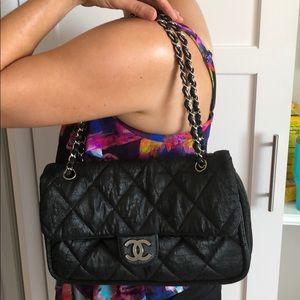 CHANEL Bags - Chanel Le marais quilted medium jumbo flap bag